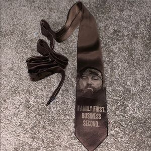 Duck Dynasty Tie New Wit Tags